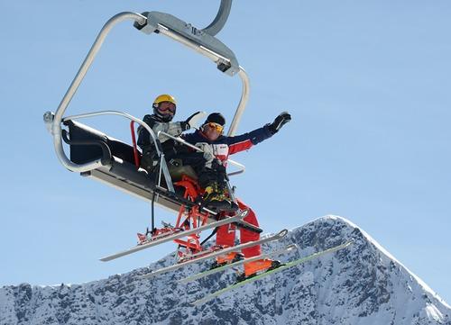 Le Corbier (Les Sybelles) Ski Resort by: chappellaz