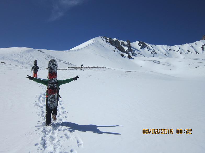 Erciyes mountain, Erciyes Ski Resort