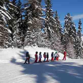 Mont Blanc Blue Run Ski School, La Plagne