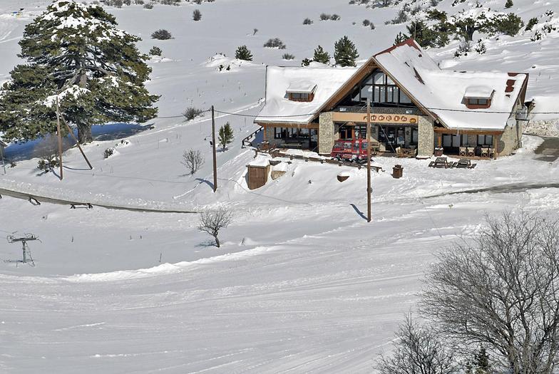 Chalet at Ziria, Ziria of Corinth Ski Center