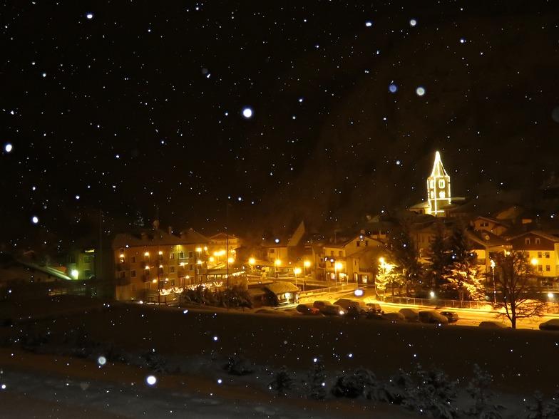The village, La Thuile