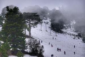 Ziria Ski Center, Ziria of Corinth Ski Center photo