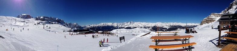 Yet another beautiful day, Madonna di Campiglio