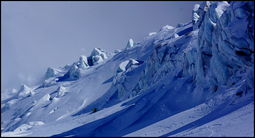 La Grave-La Meije Ski Resort by: castagna franck