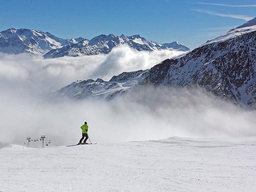 Sölden Ski Resort by: Finn Ryborg
