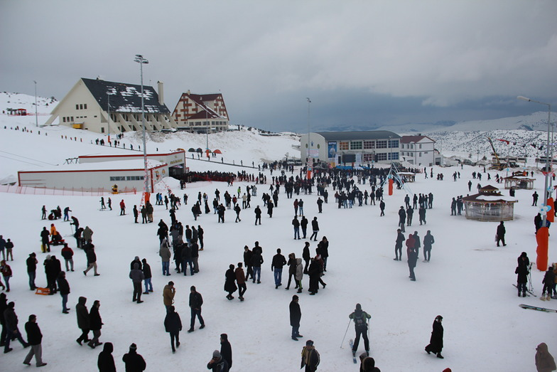 Yıldız Dağı Kış Sporları Turizm Merkezi, Yildiz Ski Resort