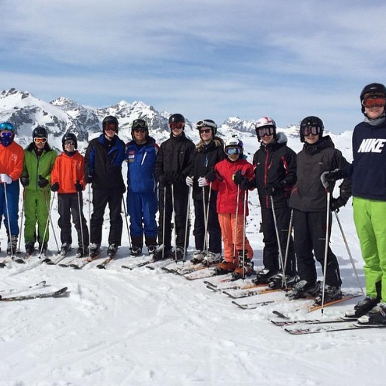 stone law ski team, Obertauern
