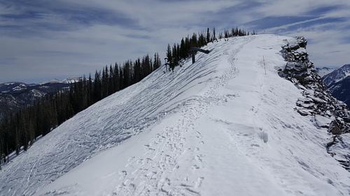 Wolf Creek Ski Area Ski Resort by: Tim V