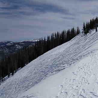The Horseshoe Bowl, Wolf Creek Ski Area