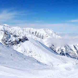 Shymbulak, 3200m