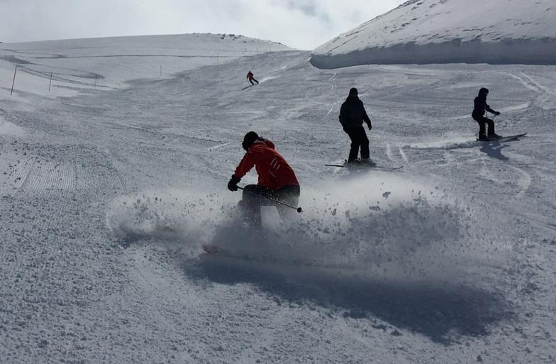 Exceptional snow quality!, Mzaar Ski Resort