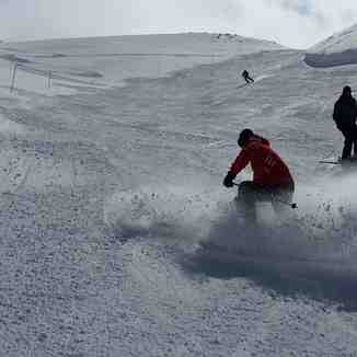 Exceptional snow quality!, Mzaar Ski Resort