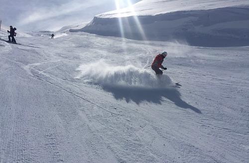 Mzaar Ski Resort Ski Resort by: klifov