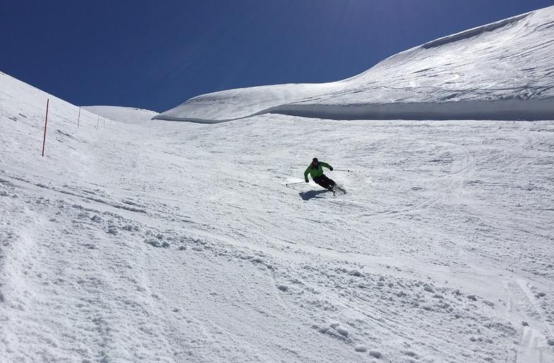 Carve yourself!, Mzaar Ski Resort