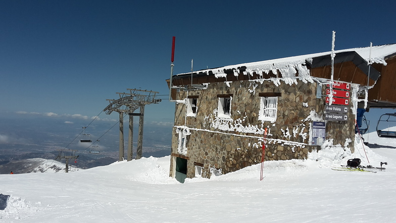 Sierra Nevada summit