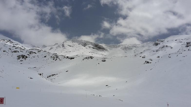Late season Sierra Nevada