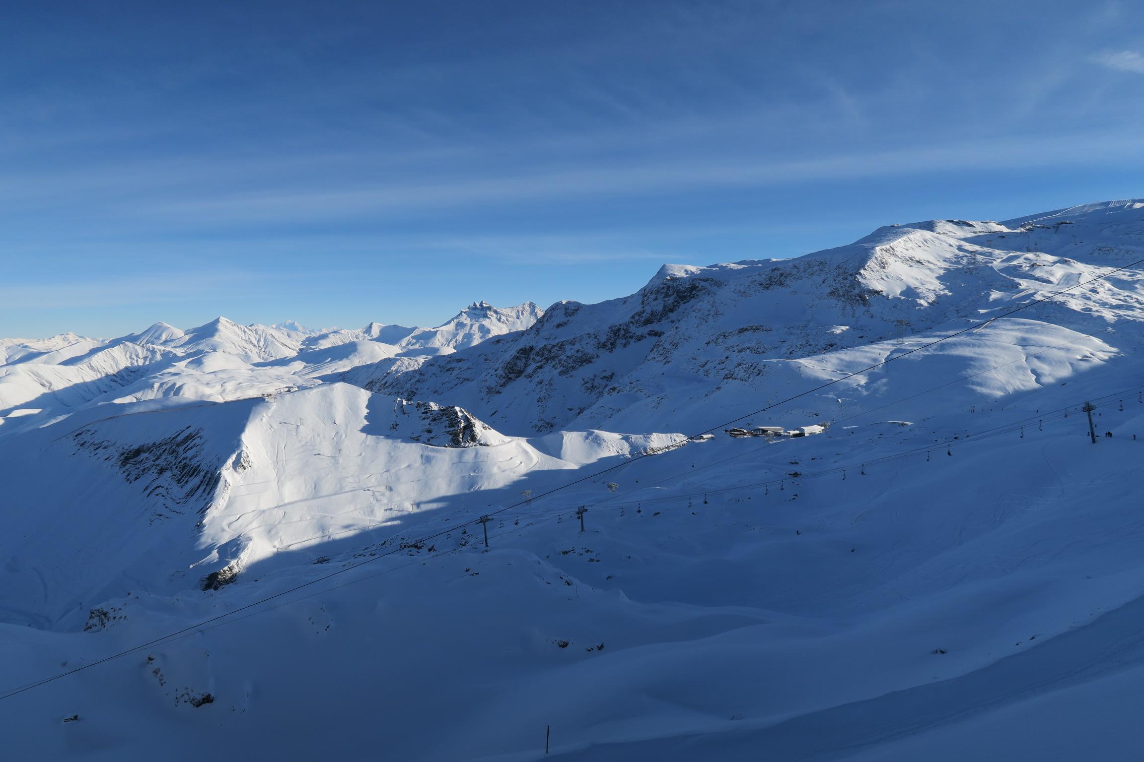 Huge!, Les Deux Alpes