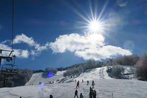 Sun Attack!!, Shirakaba Kogen Kokusai photo