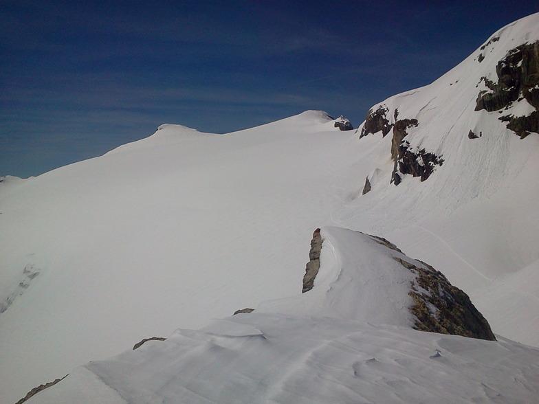 Glacier's top, Gstaad Glacier 3000