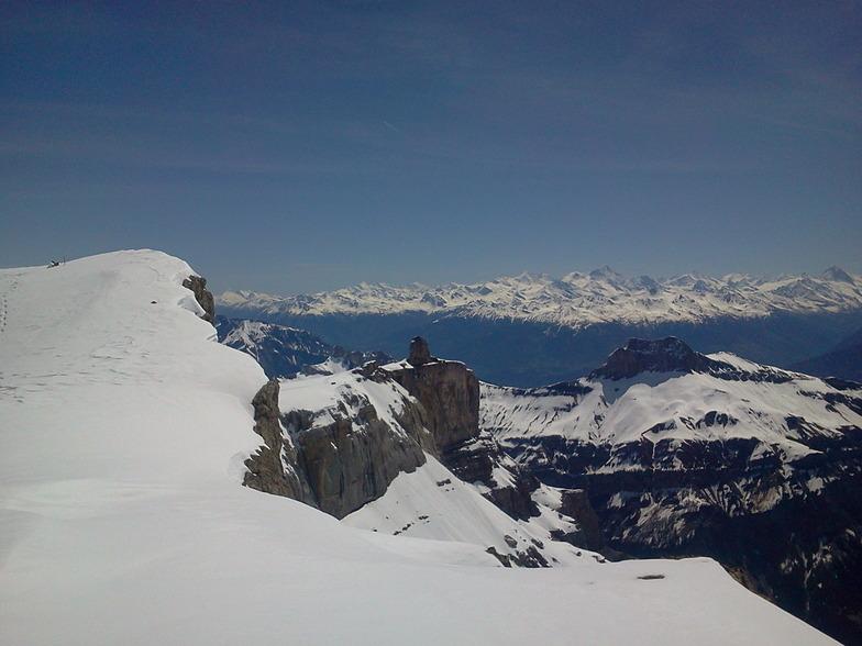 Glacier's Dome, Gstaad Glacier 3000