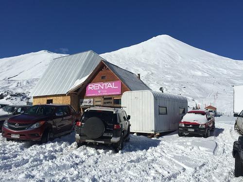 Antuco Ski Resort by: Raul Olave Gutierrez