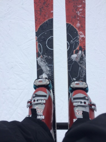 Las Araucarias Ski Resort by: Rene