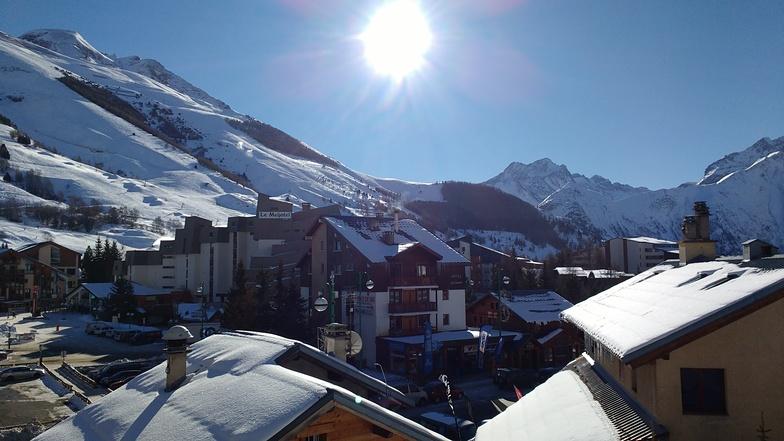 Shining Day, Les Deux Alpes