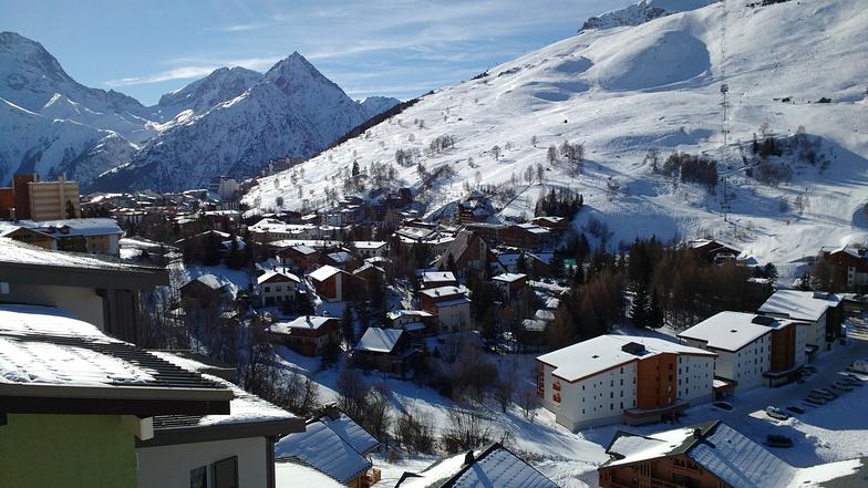 Paradise, Les Deux Alpes