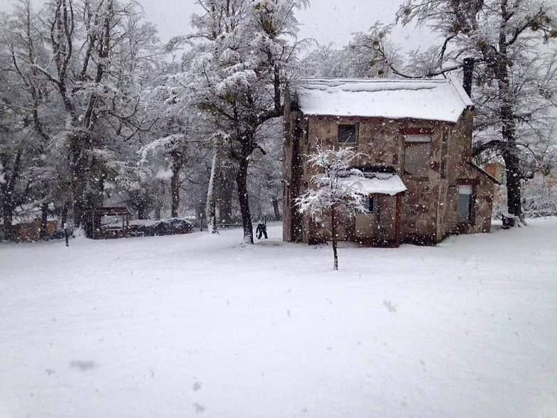Snowing now (11 jul), Las Pendientes