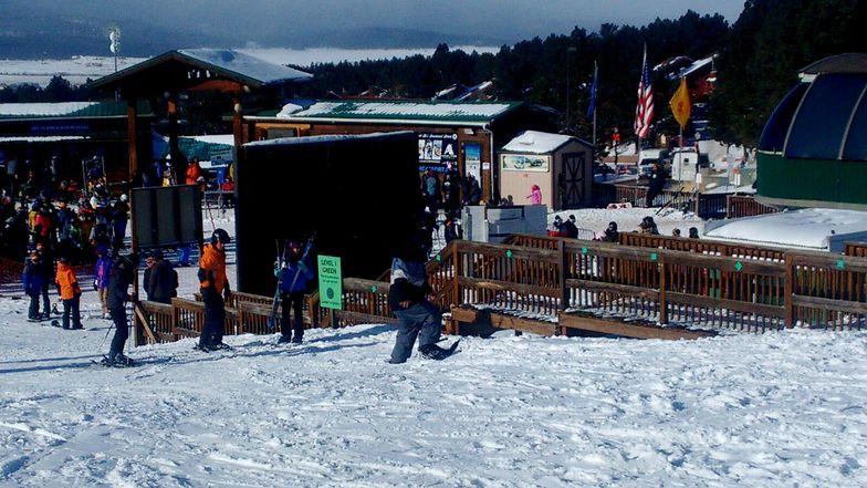 Angel Fire Resort snow