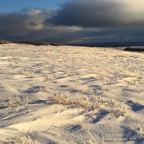 Cerro Mirador Ski Resort by: jose camelio
