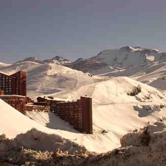 Valle Hotel, Valle Nevado