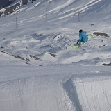 David Moniteur Snowboard à Saint Lary Soulan