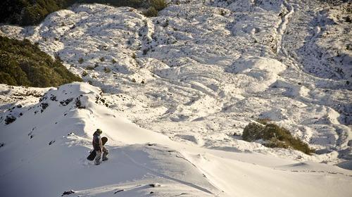 Volcán Osorno Ski Resort by: Antonio Godoy