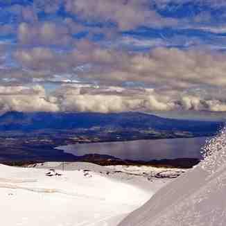Cata Hein, Volcán Osorno