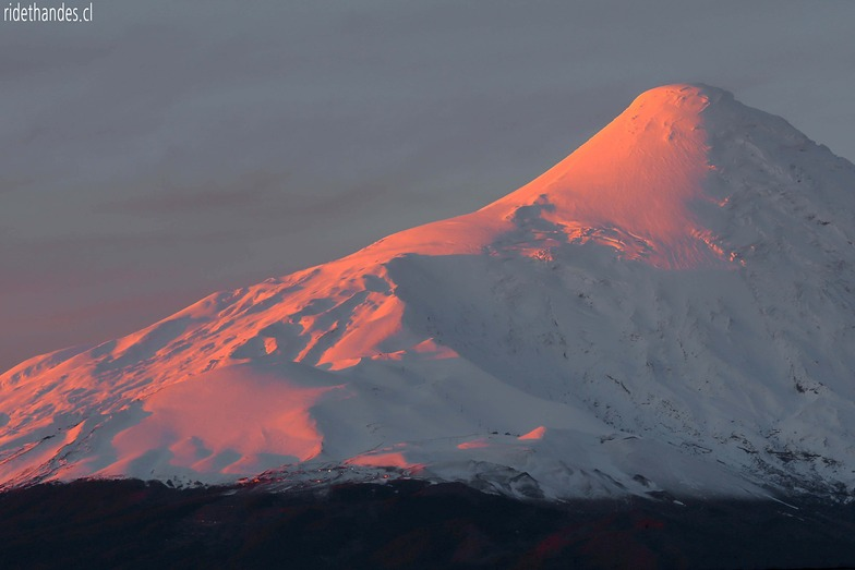 PARAISO, Volcán Osorno