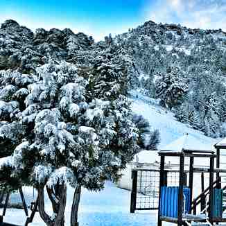 Playground at Ziria, Ziria of Corinth Ski Center