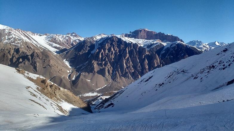 Los Penitentes snow