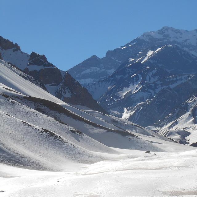 Aconcágua, Aconcagua