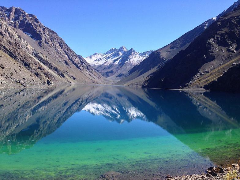 Inca Lake, Portillo