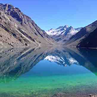Inca Lake, Portillo