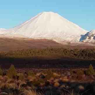 Mt Doom, New Zealand, Whakapapa