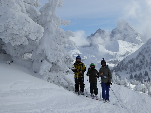 Grand Targhee Ski Resort by: ssratlidge