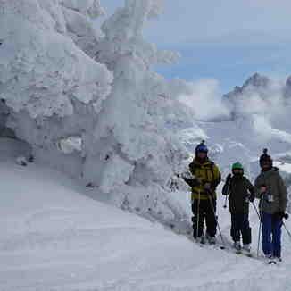 Kiwis flying high in Wyoming, Grand Targhee