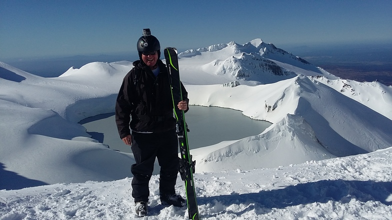 Crater Lake, Turoa