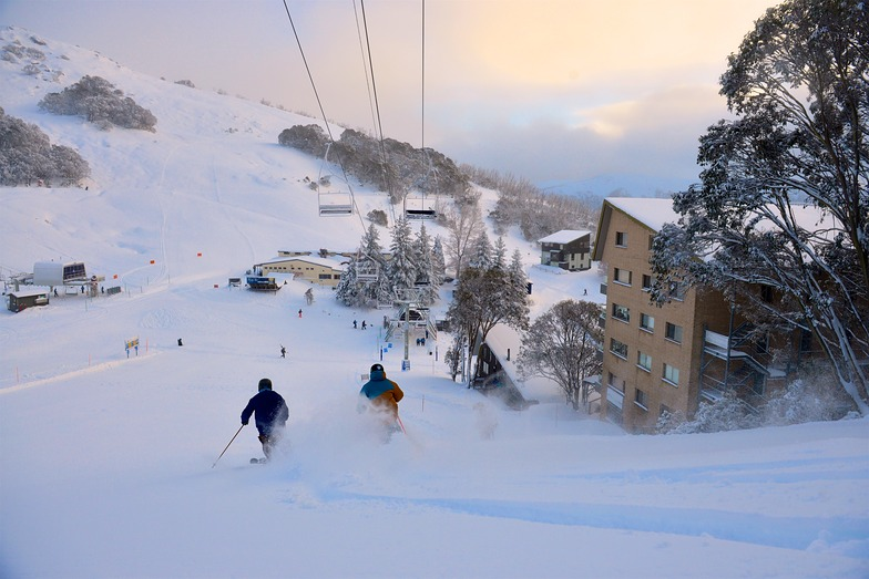 Falls Creek Aussie Powder