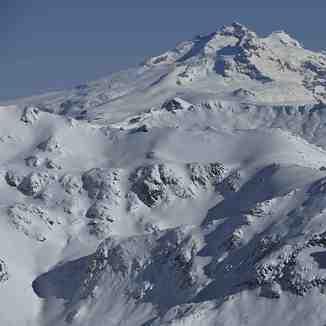 Cerro Tronador, Cerro Catedral
