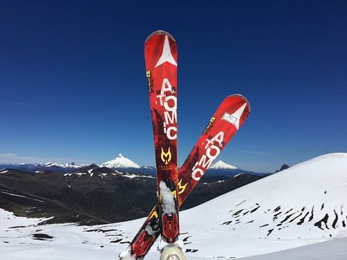 Antillanca Ski Resort by: ANDREA SCHILLING