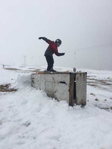 Manganui Ski Resort by: Nicky Farquhar