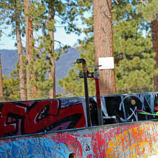 9 year old Rocco Jamieson @bigbear, Big Bear Mountain